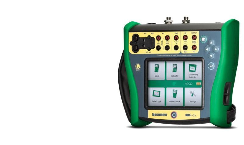Beamex MC6-Ex 本安型校验仪