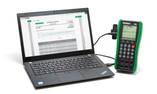 如何操作MC2校验仪与LOGiCAL校准软件?